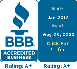 Affordable Moving USA is a BBB Accredited Mover in Ocala, FL